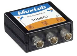 Muxlab RGB Video Balun