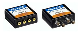 Muxlab VideoEase Quad Video Balun