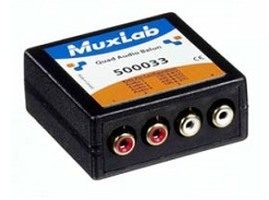 Muxlab Quad Audio Balun