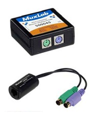 Muxlab PS/2 Keyboard Mouse Converter