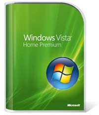 Microsoft Windows Vista Home Premium 32 bits