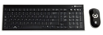 Gyration Air Mouse Elite + Teclado Slim