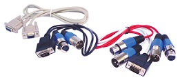 Barix Cable Set XLR