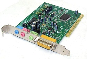Creative/Sound Blaster Vibra 128 CT-4810