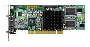 Matrox G550 LP PCI