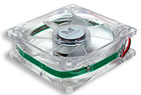 Manhattan Lighted Case Fan